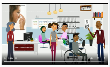Dry Eye Clinic Video